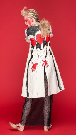 Alina Zamanova Designer: Alina Zamanova, Photographer: Sonia Plakidyuk
