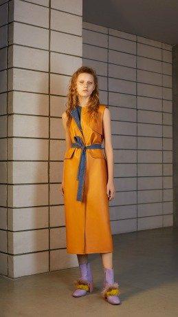 The Coat by Katya Silchenko Designer: The Coat by Katya Silchenko, Photographer: Julie Poly