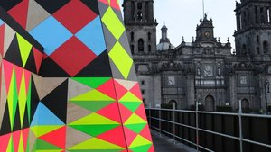 Abierto Mexicano de Diseño, Morag Myerscough and Luke Morgan