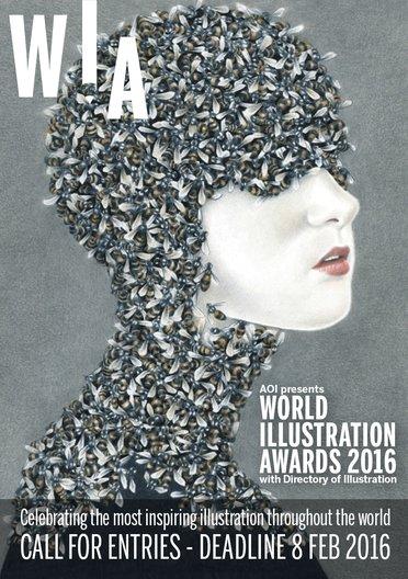 The AOI Illustration Awards 2016 - Call for Entries © Dan Des Eynon