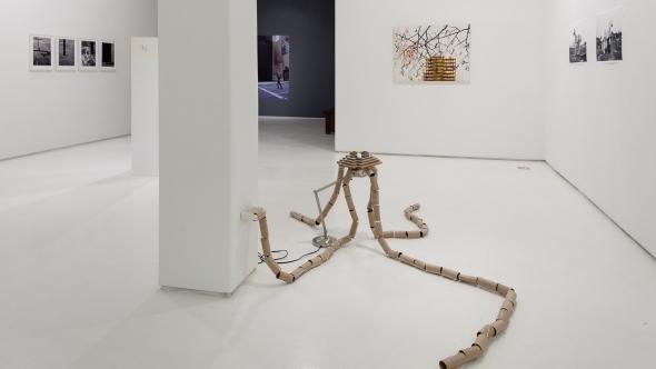 Artists' International Development Fund - deadline 16/01/2015 Belfast artist Aisling O'Beirn's work in New York show Multiplicity © Aisling O'Beirn