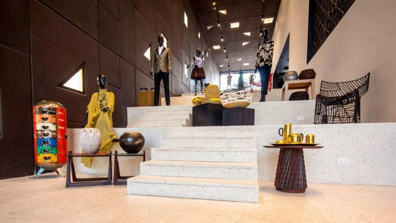 A Resilient City: Lagos at 50 Alara House - Interiors