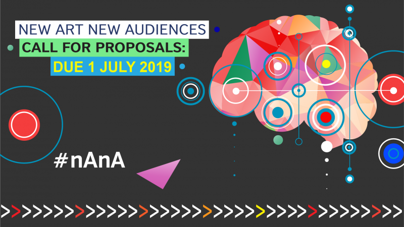 OPEN CALL: Sub-Saharan Africa New Art New Audiences