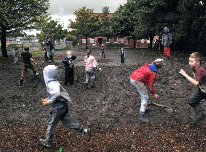 Artists' International Development Fund: Round 13 now open Baltic Street Adventure Playground, Assemble