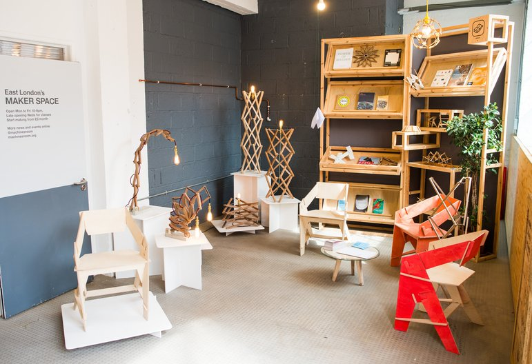 Maker Liry Network Residencies at Machines Room London | Blog ... on