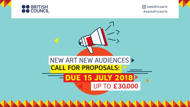 Opportunity: new Art new Audiences (nAnA)  © BRITISH COUNCIL