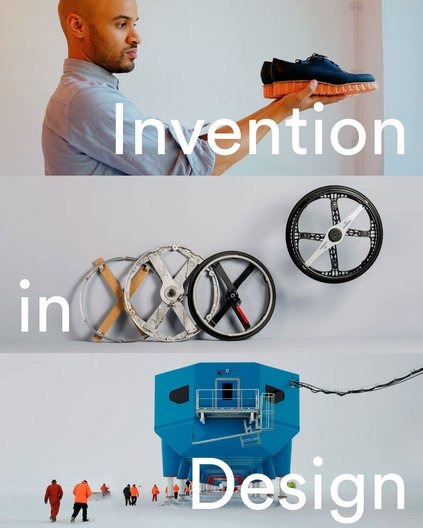 Talk: Invention in Design