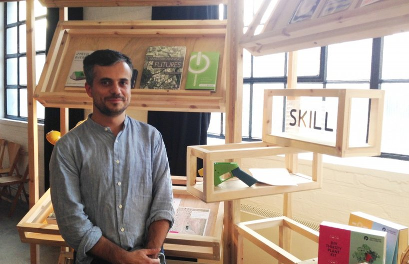 Maker Library Network LDF 2014 Interview: Three Mentors, Three Questions