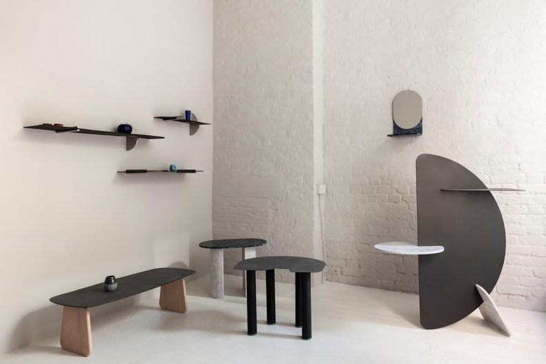 -ISH ALL collection by Laetitia de Allegri and Matteo Fogale photo by Amandine Alessandra