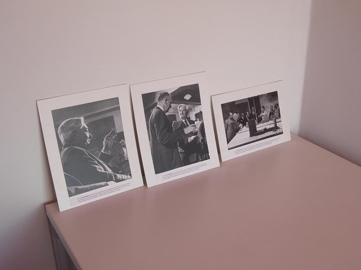 Photographs in the Vilamajó archive © Matteo Fogale