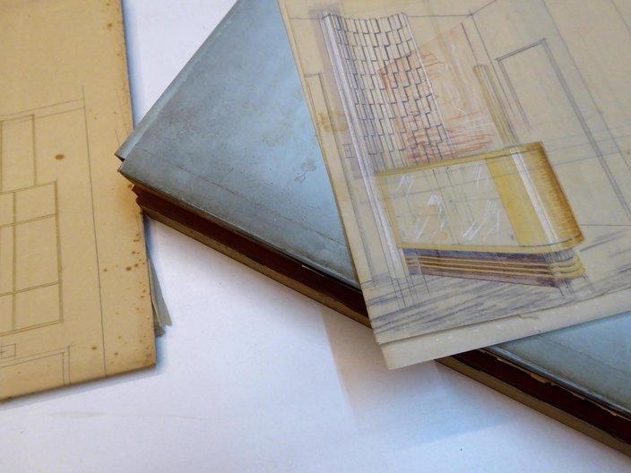 The Vilamajó archive  © Matteo Fogale
