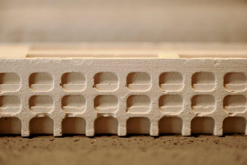 CIEP model (detail) © Cristiano Corte