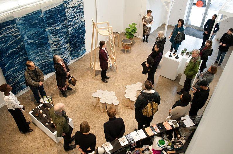 'Living Well' exhibition, Toronto Design Offsite Festival 2017 Joanna Lok