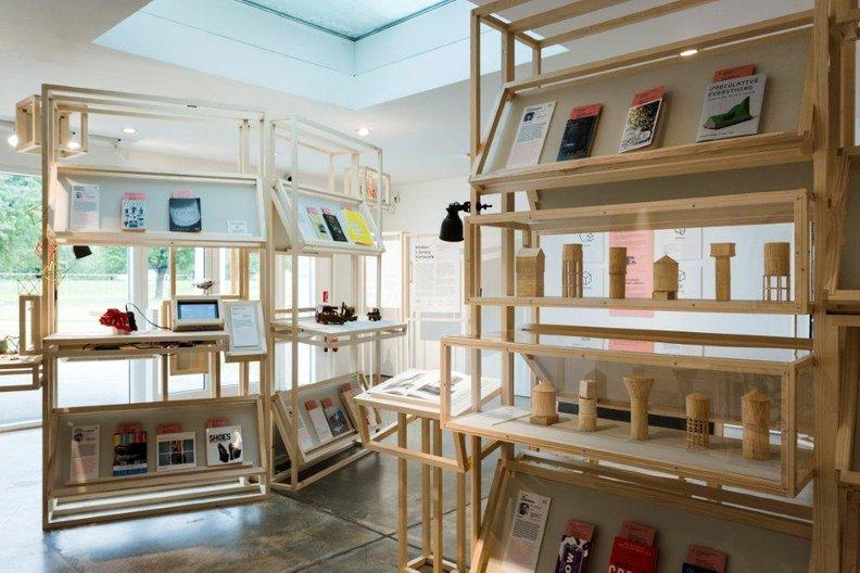Maker Library Network at Vitra  Photo Credit:  ©Vitra Design Museum | Photographer: Bettina Matthiessen