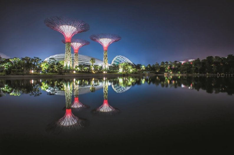 Gardens by the Bay © ATELIER TEN ARCHIVES
