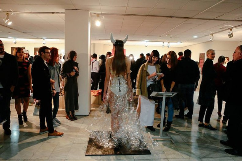 Macedonia fashion exhibition 'Wedding stories'  © Ani i Dimi