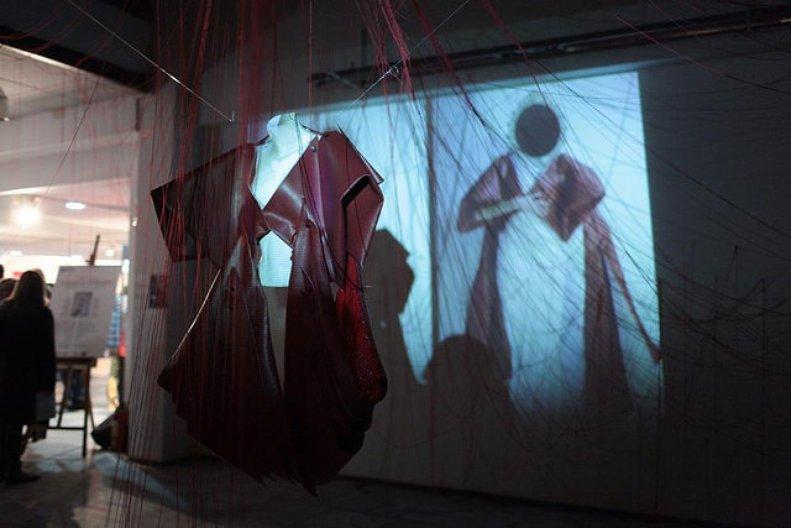 Macedonia fashion exhibition 'Wedding stories'  © Ani i Dimi