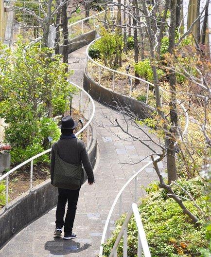 Shonandai Cultural Centre Toh Shimazaki Architecture - Rooftop garden