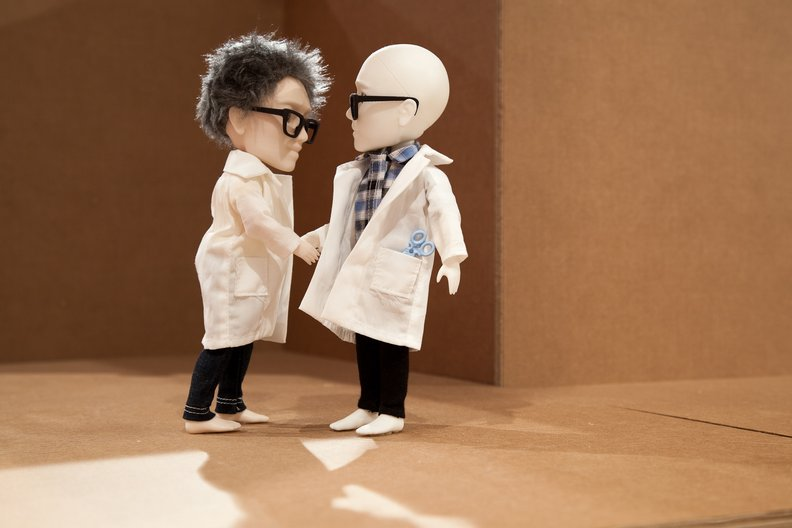 3D Printed Makies Dolls, The Future is Here - Design Museum, 2013