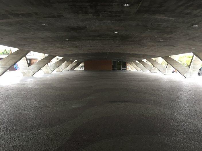 Museum of Modern Art, Rio de Janeiro, by Affonso Eduardo Reidy Julia, Lina Bo Bardi Fellow