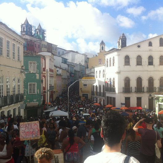 2nd of July celebrations in Salvador © JULIA, LINA BO BARDI FELLOW 2016