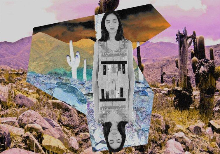 Designer Vanesa Krongold / Artwork by Jungla