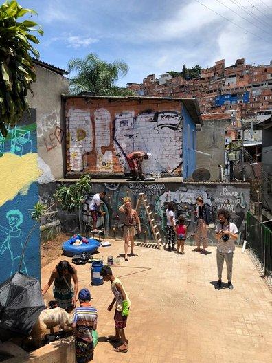 Praça Livre para as Crianças (Free Square for the Children) by CoCriança  CoCriança