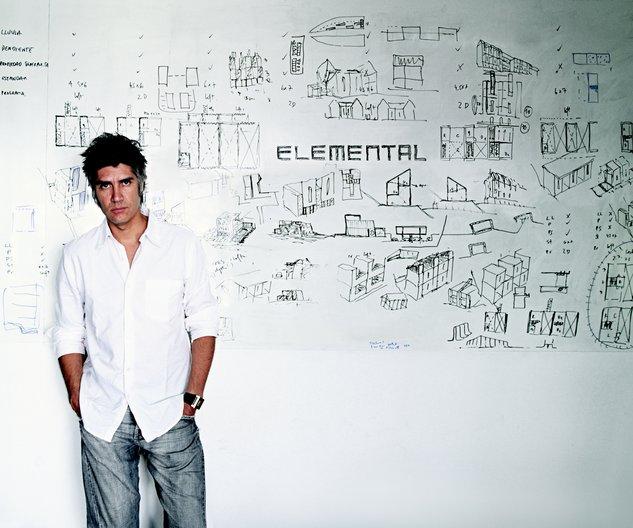 Alejandro Aravena: La Biennale Artistic Director 2016 Cristobal Palma