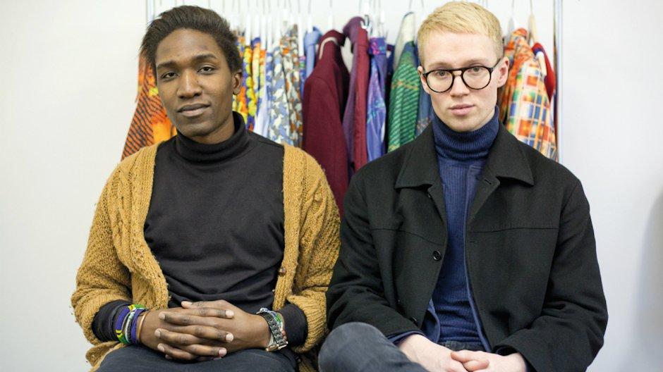 Designers Agi & Sam