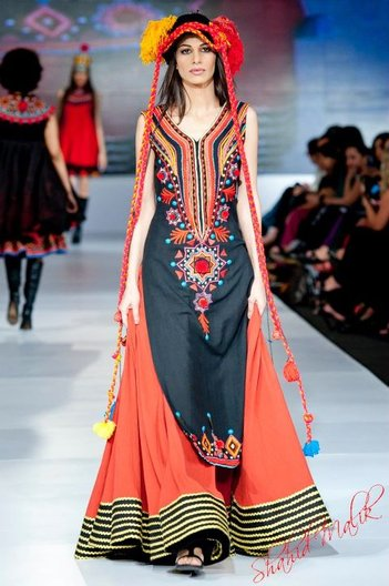 Pakistani Designer: Akif  Mahmood © Akif  Mahmood