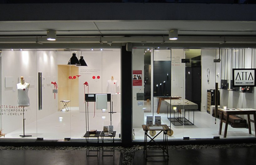 ATTA Gallery in Bangkok Courtesy Atty Tantivit