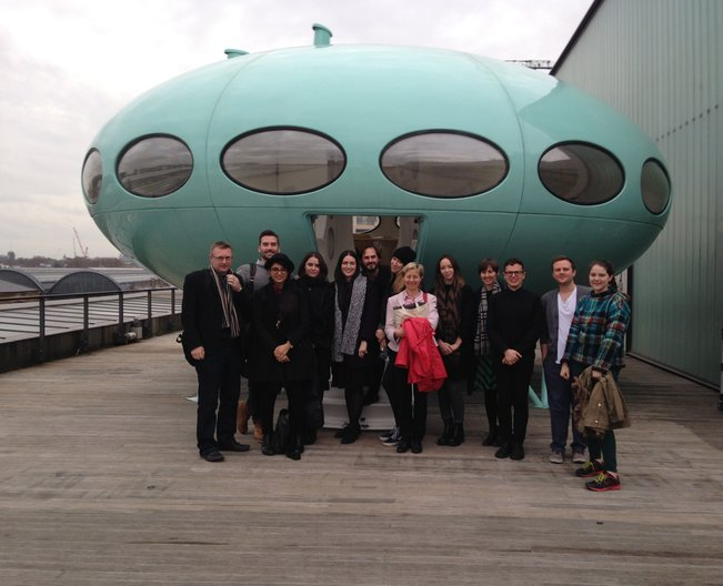 ADF Away day at Futuro House