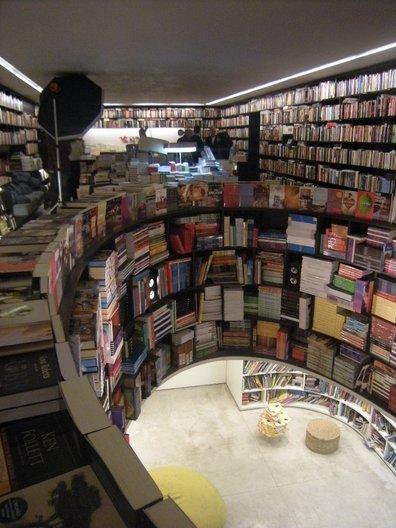 Livraria di Cultura bookshop