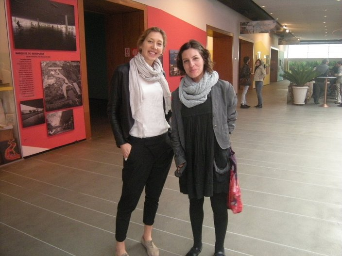 Beatrice Pembroke and Paula Dib