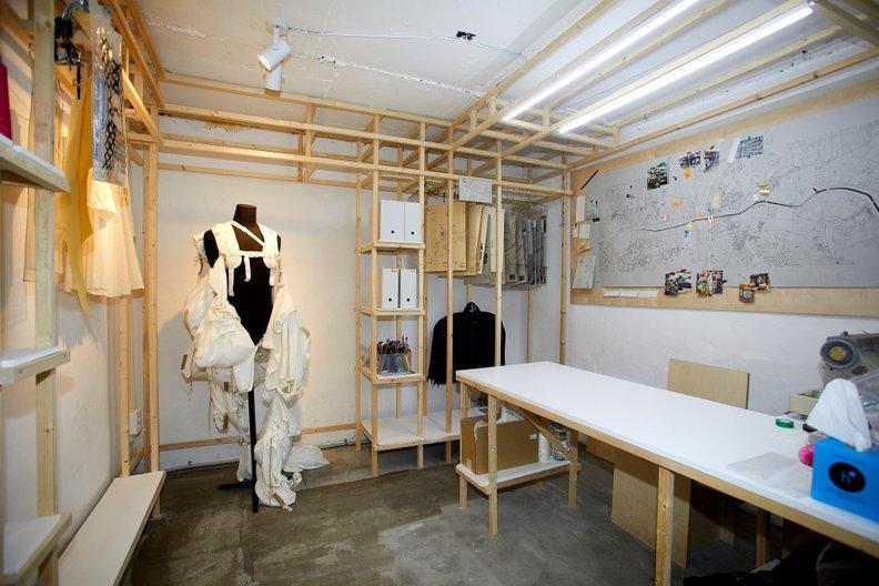 Project Seoul Apparel exhibition British Council