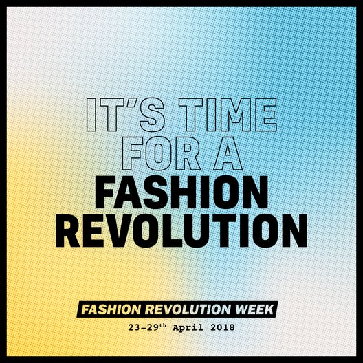Fashion Revolutionaries partnership between the British Council and Fashion Revolution
