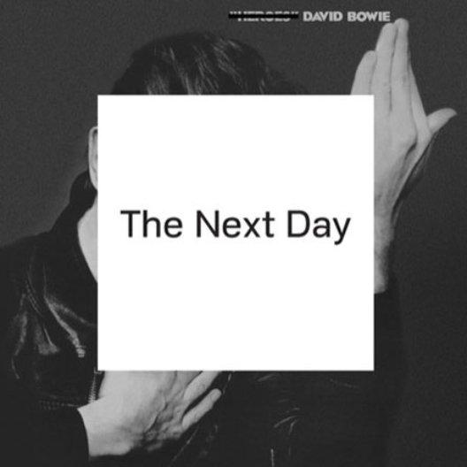 The Next Day. Image courtesy: Jonathan Barnbrook