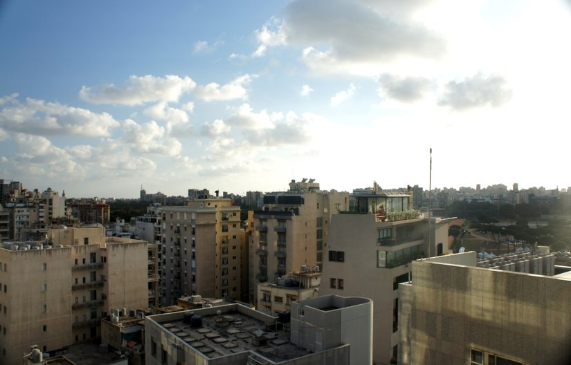 Beirut urban landscape Photo by Seetal Solanki