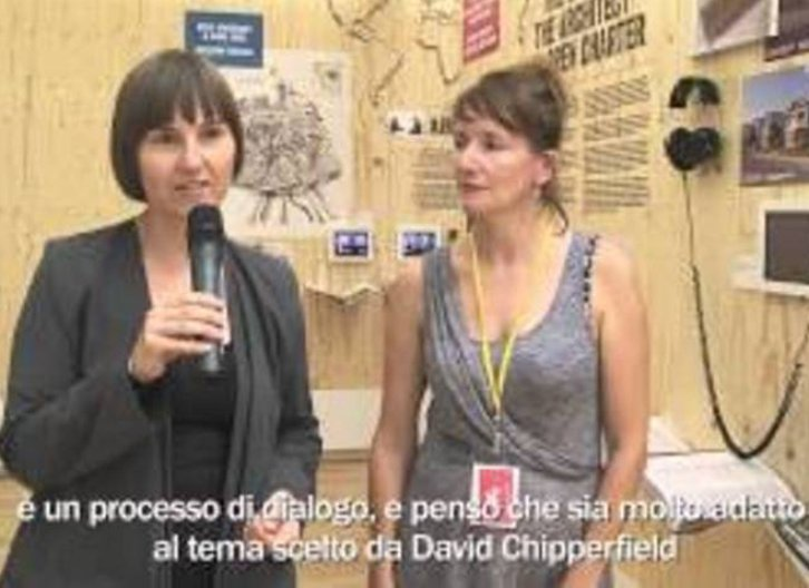 La Biennale Channel 2012 Film: 'Vanessa Norwood & Vicky Richardson'