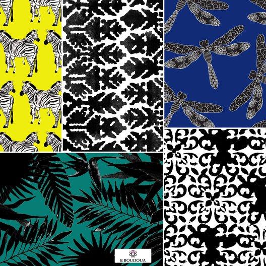 Bouchra Boudoua: Moroccan Designer/Artist  Bouchra Boudoua