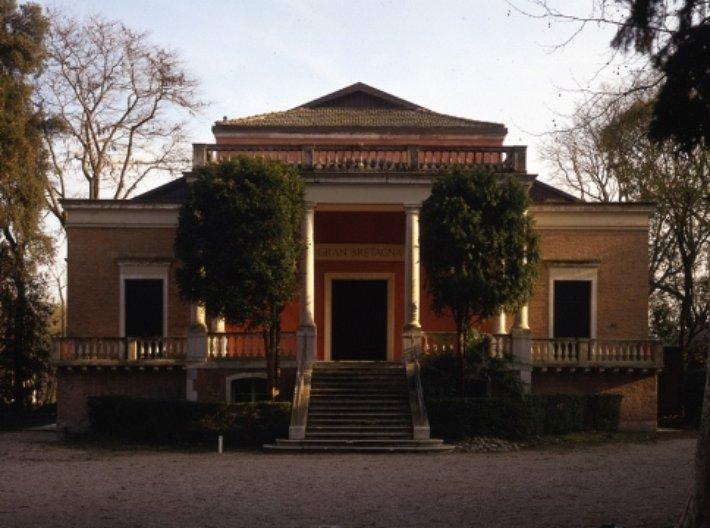 The British Pavilion, Venice © John Riddy