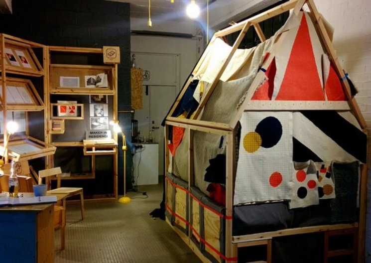 Adam Blencowe's Showcase December 2015  © Machines Room