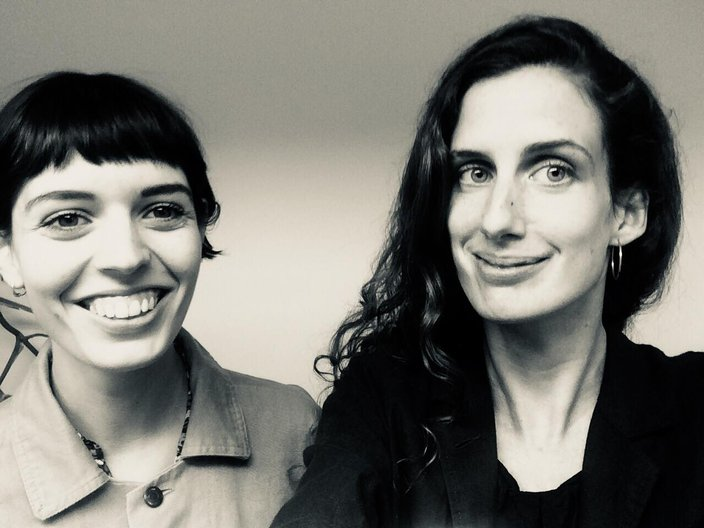 Salome Bazin and Molly Gavriel, Cellule studio © Cellule