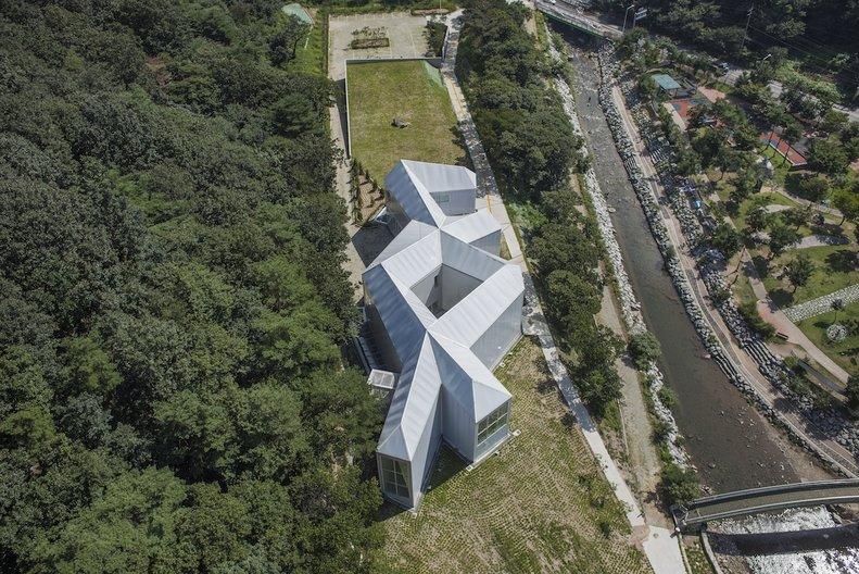 Chae Pereira Architects: Ucchin Museum (c)Wansoon Park