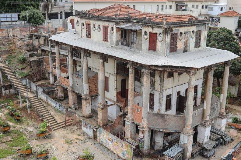 Vila Itororó  © 11a. Bienal de Arquitetura de São Paulo