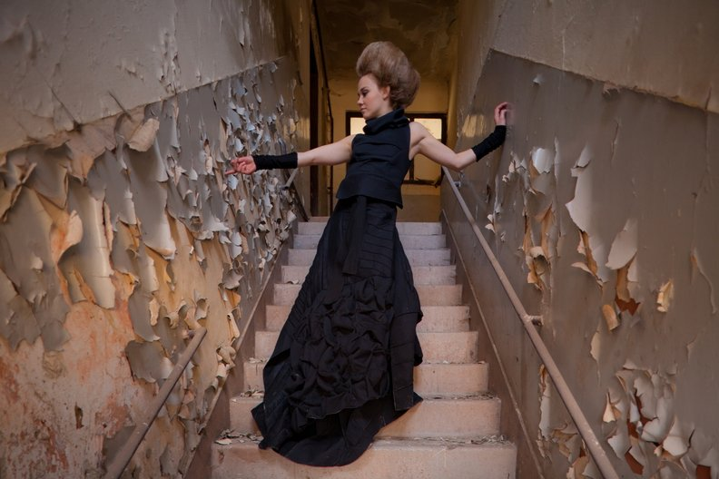Stills from Modiko Fashion Film. Photos by Midhat Mujkic