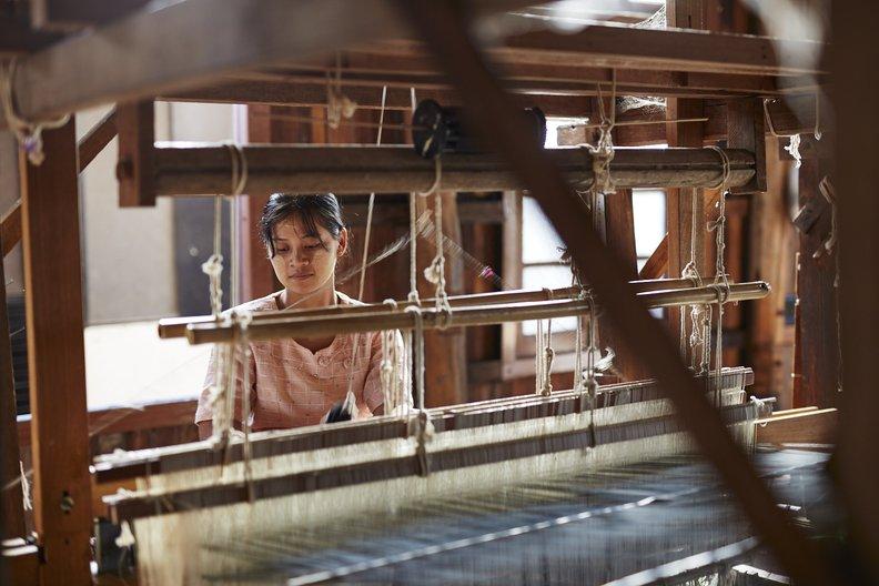 Crafting Futures, Myanmar Simon Mills
