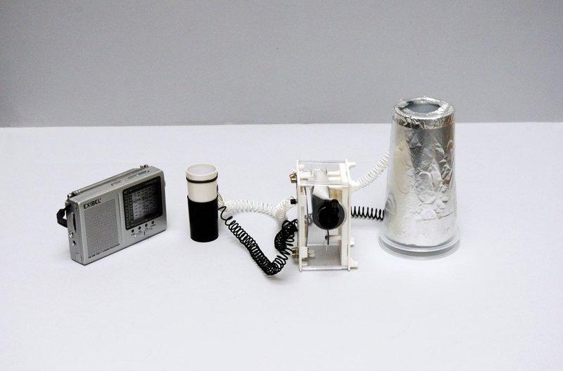 DIY Geiger Counter by Yuri Suzuki