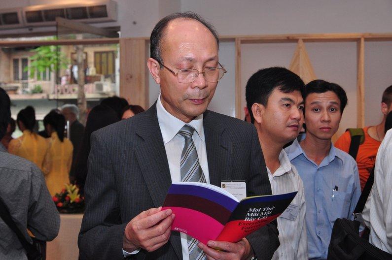 Examining the catalogue