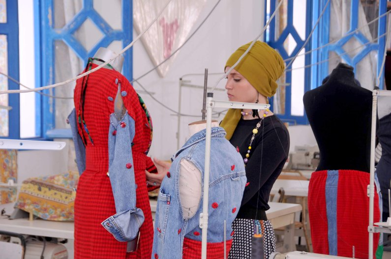 Tunisia, Fashion Revolutionaries
